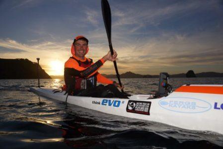NZ Kayaker - sea kayak, white water, and ski expert.