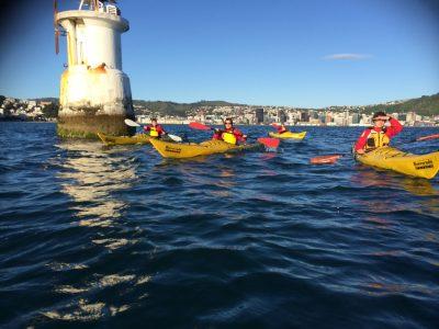 Fergs Rock -n- Kayak Wellington