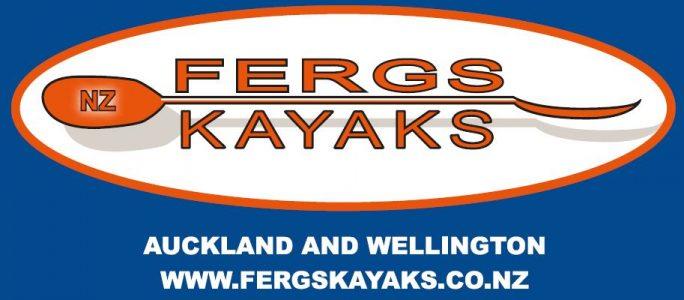 Fergs Kayaks Auckland