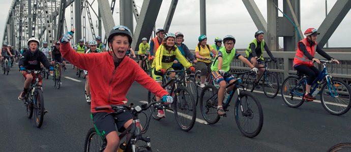 The heat goes up on Mercury Bike The Bridge