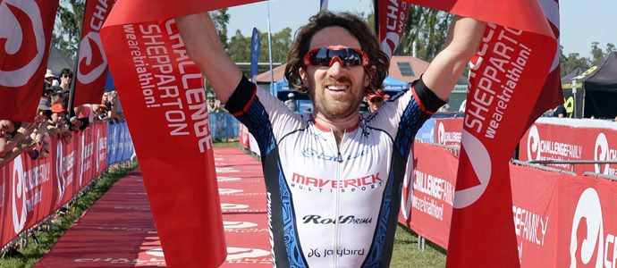 Athletes Overcome the Challenge in Weekend of Triathlon in Shepparton