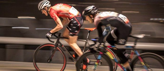 A new global car park cycling series hits New Zealand for the first time this Sunday.