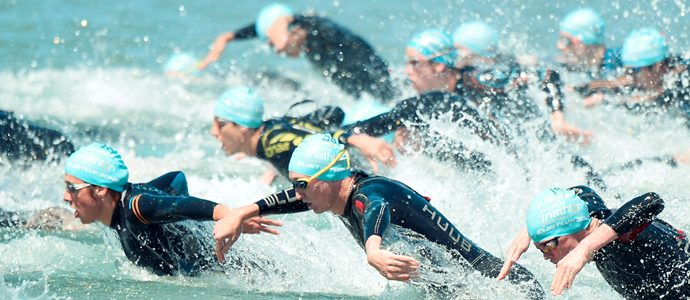 Australia's top young triathletes chase $10,000 travel and sponsorship support