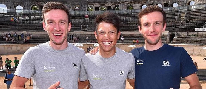 Adam Yates returns to the Tour de France, Chaves and Simon Yates double-up at the Giro d'Italia