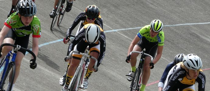 Wellington's Laykold Cup Track Cycling Carnival Wide Open