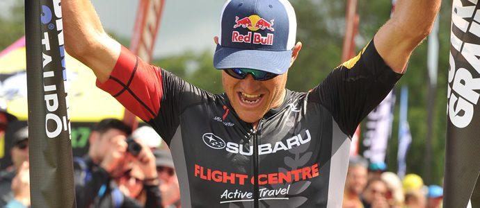 700km cycling, 90km running, 25km swimming a week for IRONMAN