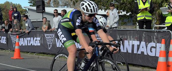 Timaru siblings make it two from two at road nationals