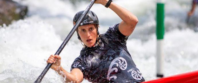 Kiwi kayakers chase fast Slovakian start