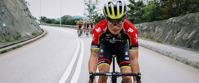 Mitchelton-SCOTT confirm Sun Xiaolong as stagiaire for Colorado