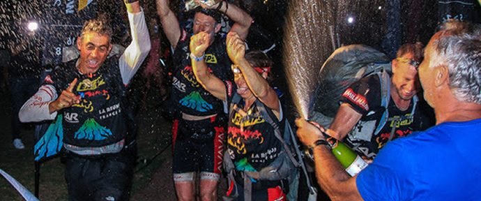 Kiwi's win Adventure Racing World Champs