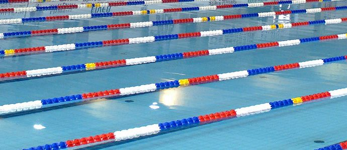 Worlds Best Swim Athlete Honoured
