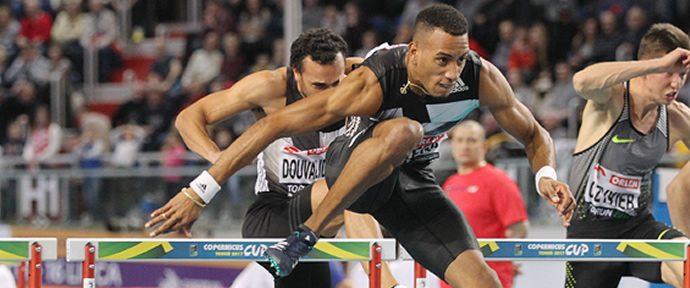 2019 IAAF World Indoor Tour
