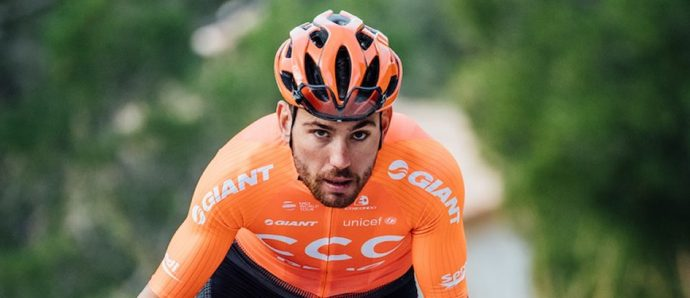 Tour Down Under: Bevin Battles to Finish Race and Secure Sprint Jersey