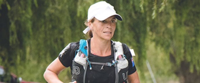 Surprised leader can't wait to test herself again in Alps 2 Ocean Ultra