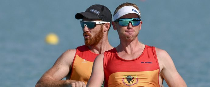 New Zealand Rowing Championships day 2