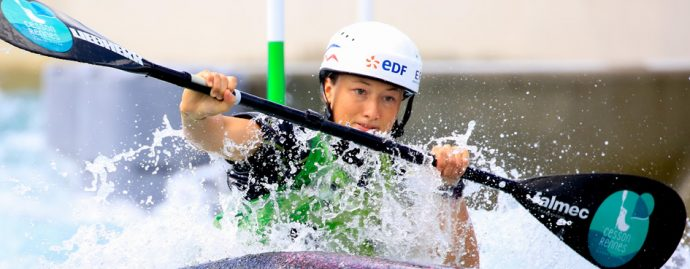 Countdown on for historic canoe slalom event