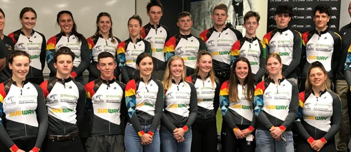 Young riders named for Grassroots Waikato Bay of Plenty Performance Hub