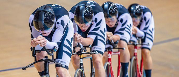 Few rewards for New Zealand junior cyclists in Germany