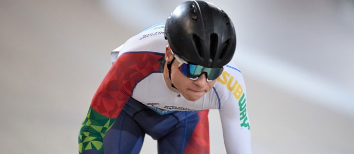 Teenage cycling increase sparks successful track series