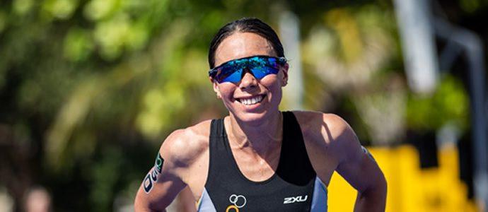 Emotional win for Kiwi Andrea Hewitt in Santo Domingo ITU