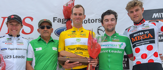 2020 NZ Cycle Classic - Rylee Field Claims Title
