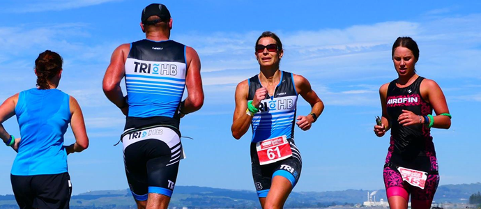 Napier Port Harbour to Hills Multisport Festival this weekend