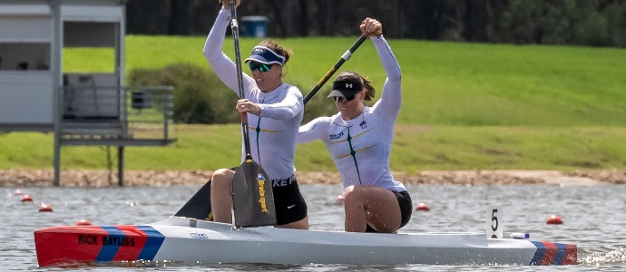 Australia Secures Five Additional Olympic Canoe Sprint Oceania Quota Spots