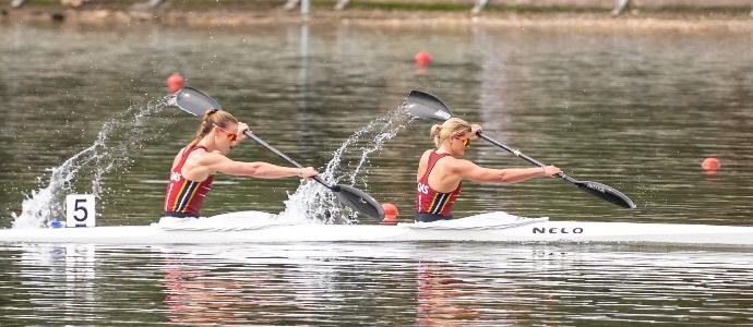 2020 Oceania Canoe Sprint Championships - Olympic Selection Heats Up