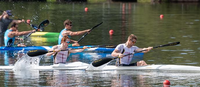 Oceania Canoe Sprint - Olympians & Tokyo 2020 Hopefuls Impress