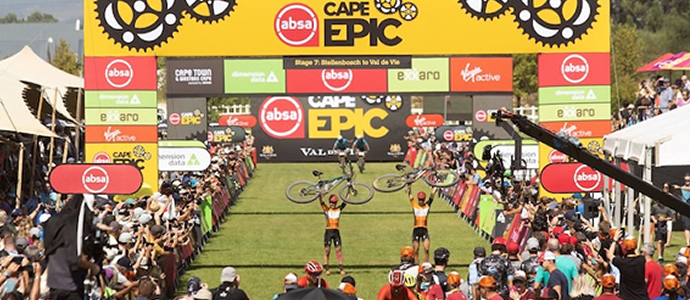 2021 Absa Cape Epic Entries Sell Out in Seconds