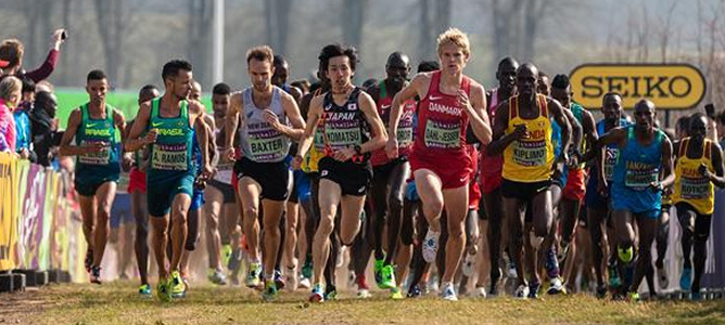 The countdown is on to the World Athletics Cross Country Championships Bathurst 2021.