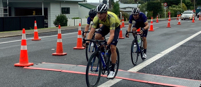SBS Bank Tour of Southland - Southlander conquers Bluff Hill to claim lead